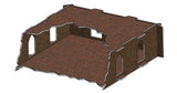 Two Storey Ruins (4 Pack)