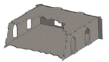 Two Storey Ruins (8 Pack)