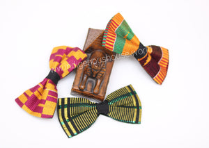 Kente Bow Tie (Limited Edition)