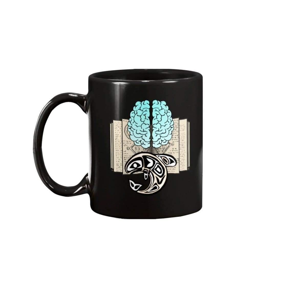AEDG DUSTRUS 15oz Coffee Mug - Black / 15OZ - Mugs