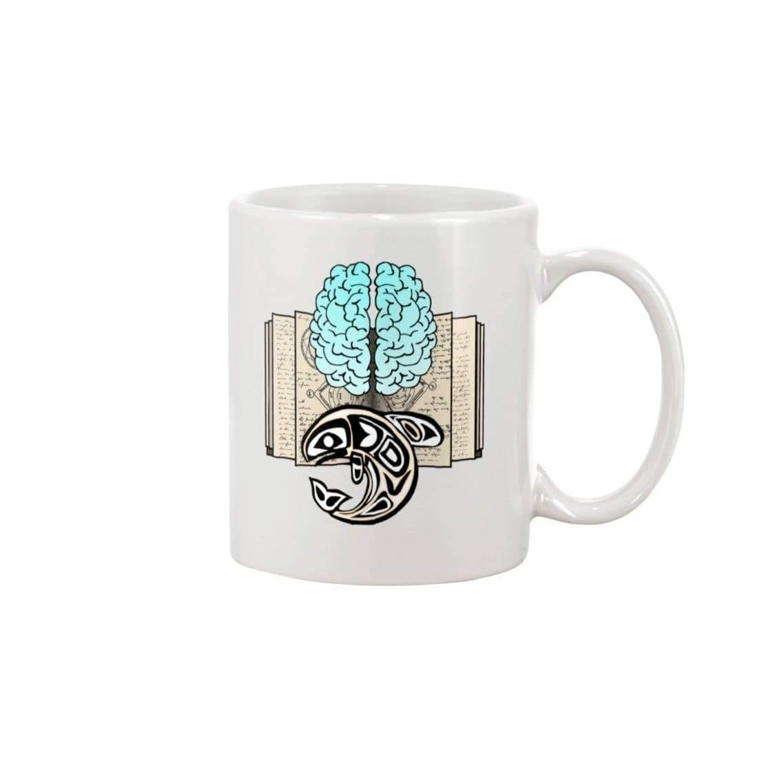 AEDG DUSTRUS 15oz Coffee Mug - White / 15OZ - Mugs