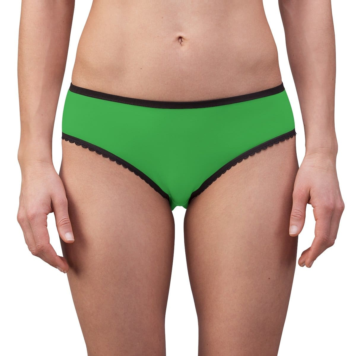 Bardic Inspiration - Green Womens Briefs - All Over Prints