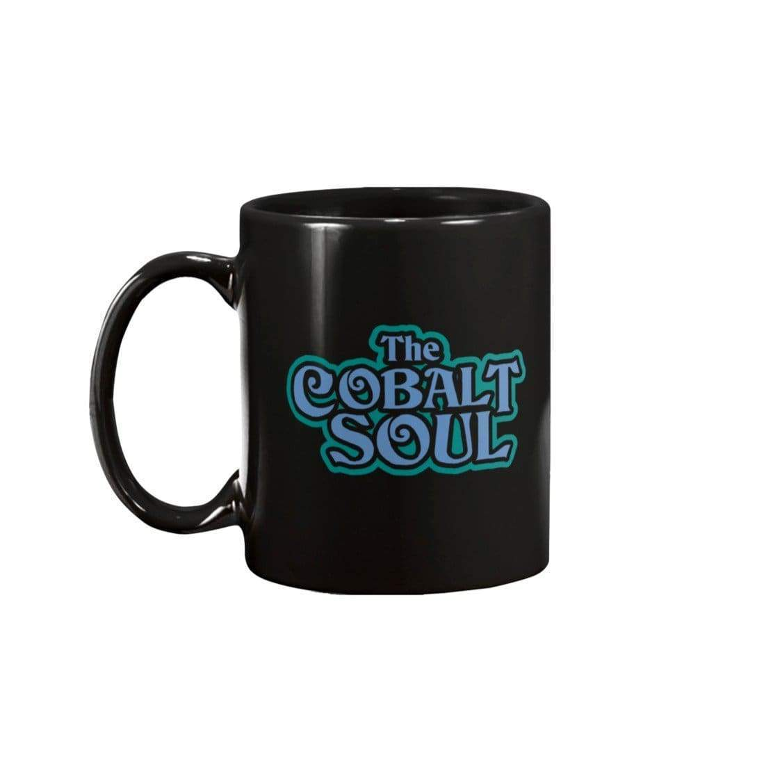 Cobalt Soul V1 15oz Coffee Mug - Mugs