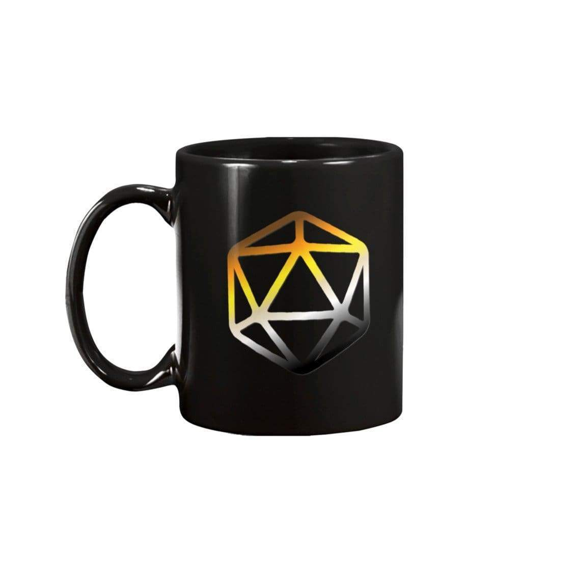 D20 Critical Pride Bear Pride 11oz Coffee Mug - Mugs