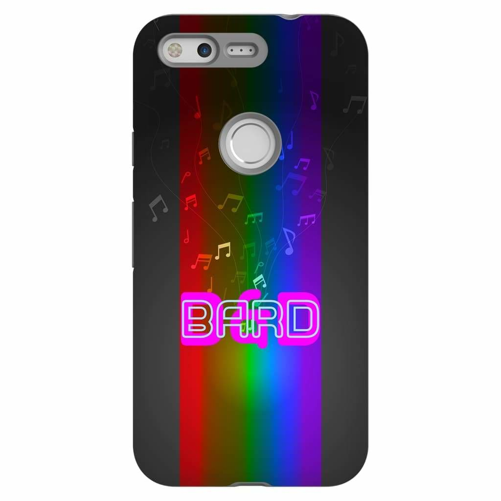 D&D Fusion Bard Phone Case - Tough - Google Pixel - SoMattyGameZ