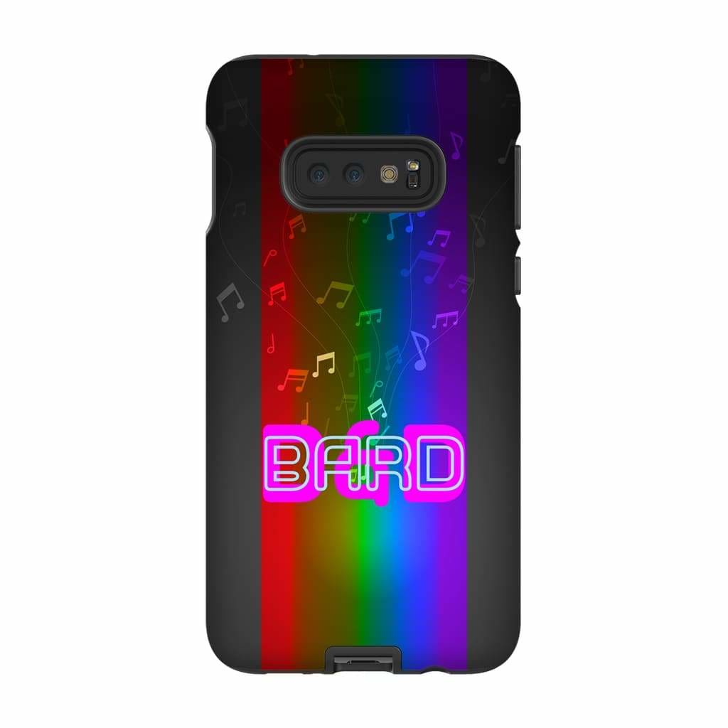 D&D Fusion Bard Phone Case - Tough - Samsung Galaxy S10 Lite - SoMattyGameZ