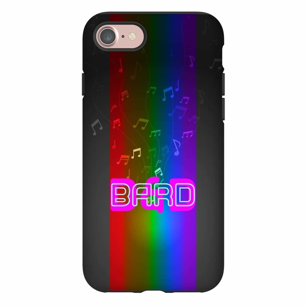 D&D Fusion Bard Phone Case - Tough - iPhone 7 - SoMattyGameZ