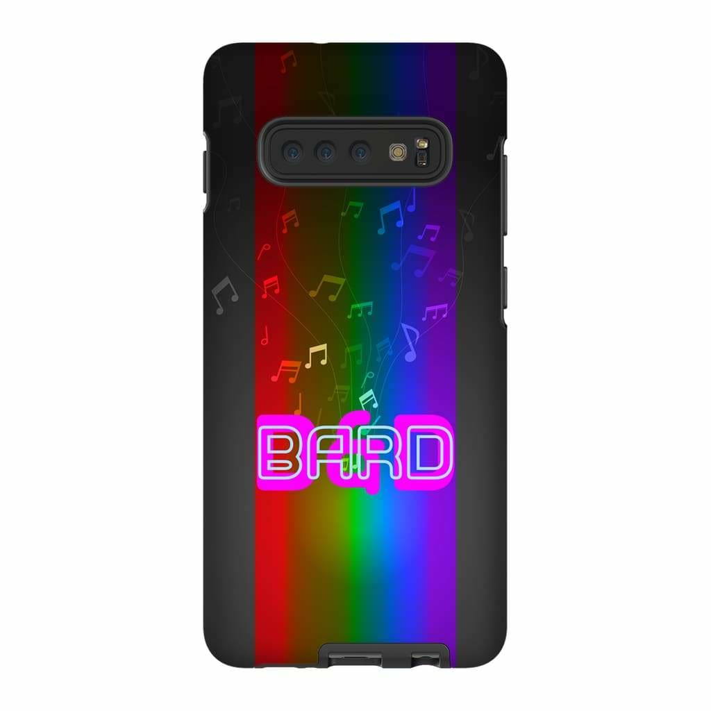 D&D Fusion Bard Phone Case - Tough - Samsung Galaxy S10 Plus - SoMattyGameZ