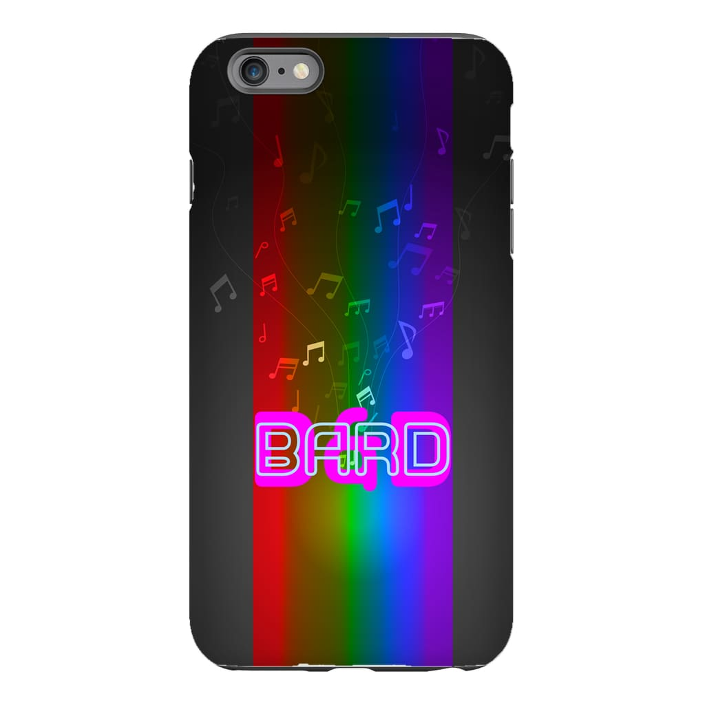D&D Fusion Bard Phone Case - Tough - iPhone 6 Plus - SoMattyGameZ