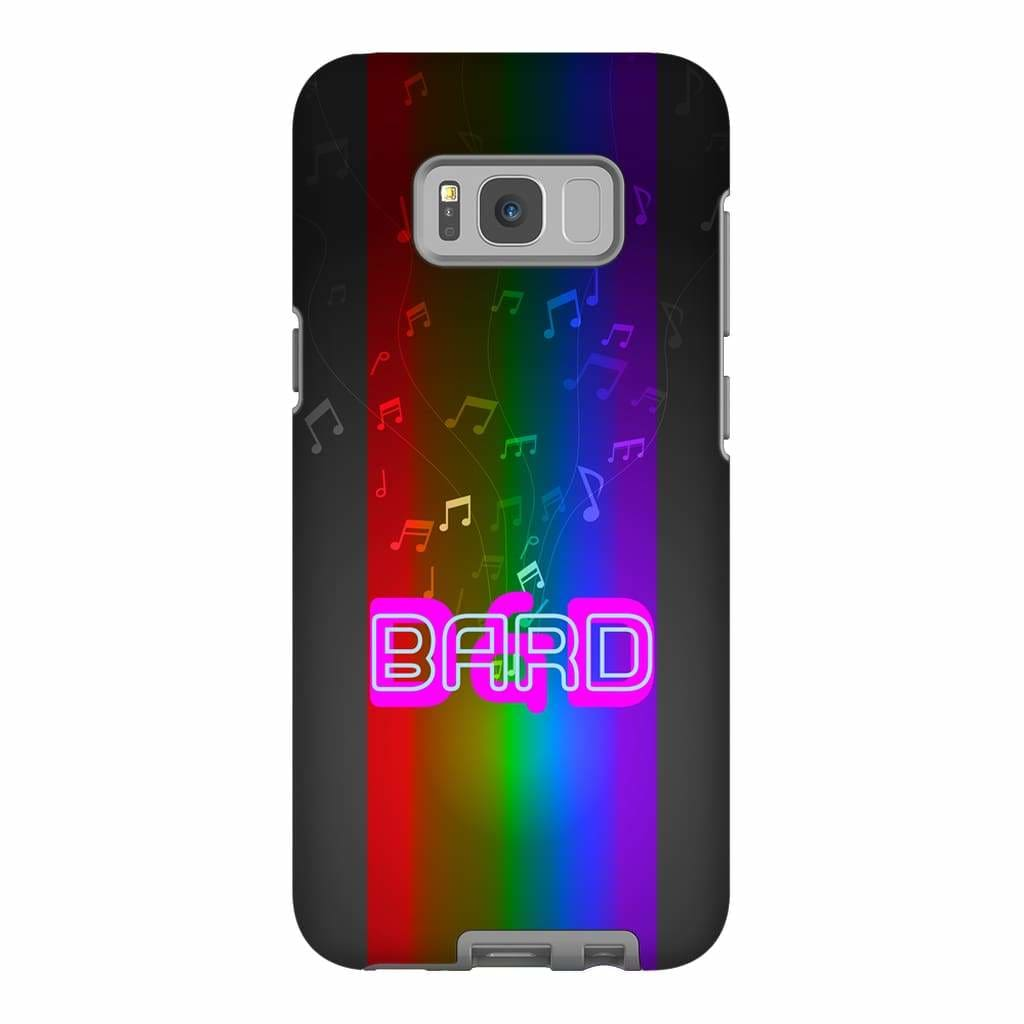 D&D Fusion Bard Phone Case - Tough - Samsung Galaxy S8 Plus - SoMattyGameZ
