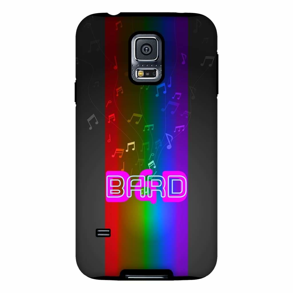 D&D Fusion Bard Phone Case - Tough - Samsung Galaxy S5 - SoMattyGameZ