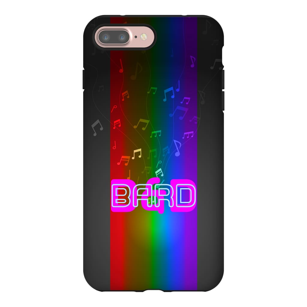D&D Fusion Bard Phone Case - Tough - iPhone 7 Plus - SoMattyGameZ