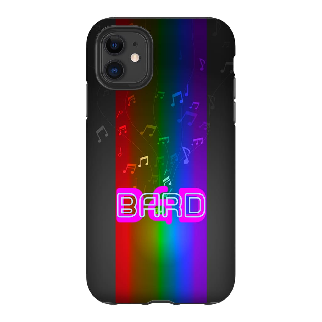 D&D Fusion Bard Phone Case - Tough - iPhone 11 - SoMattyGameZ