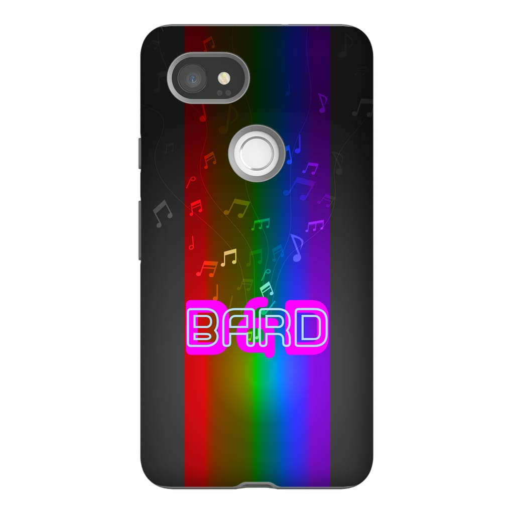 D&D Fusion Bard Phone Case - Tough - Google Pixel 2 XL - SoMattyGameZ