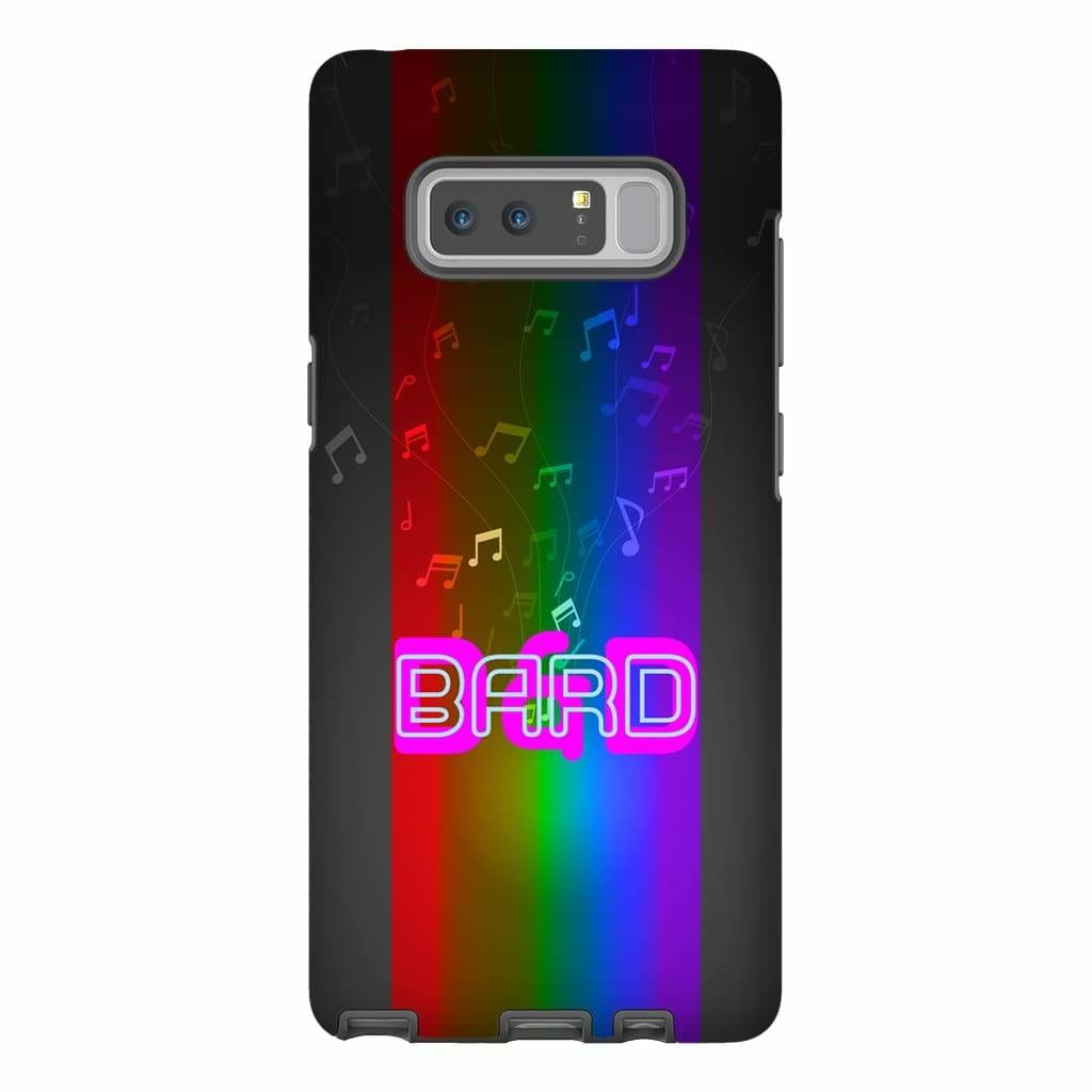 D&D Fusion Bard Phone Case - Tough - Samsung Galaxy Note 8 - SoMattyGameZ