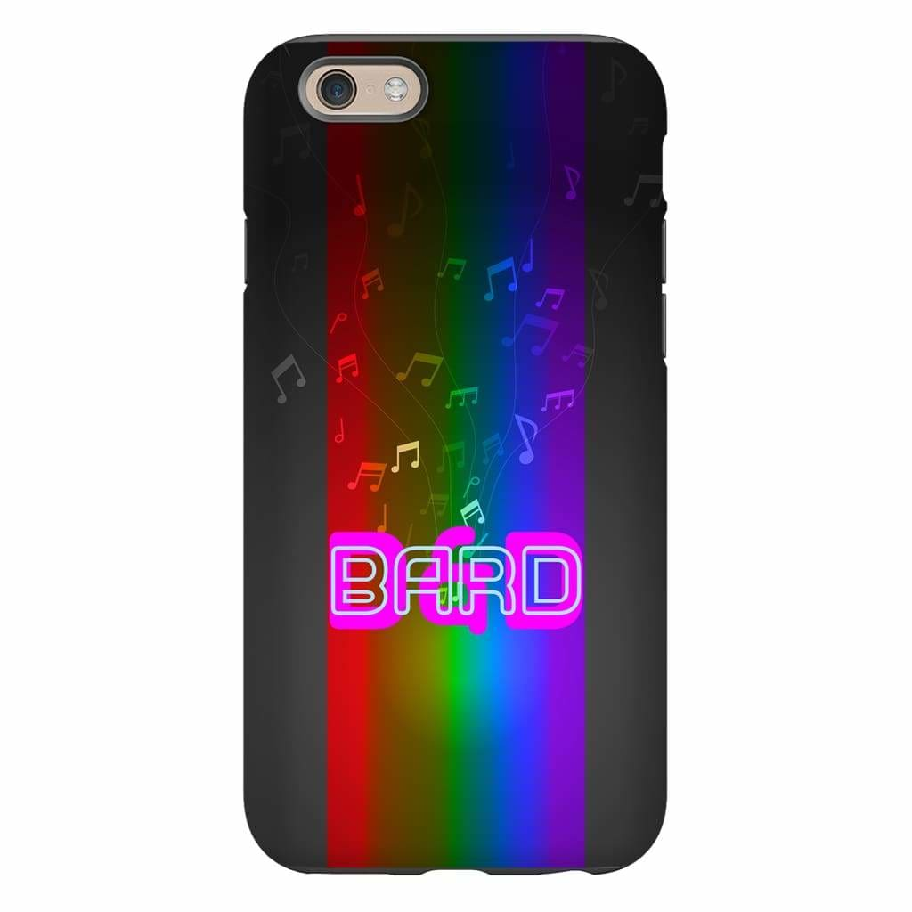D&D Fusion Bard Phone Case - Tough - iPhone 6s - SoMattyGameZ