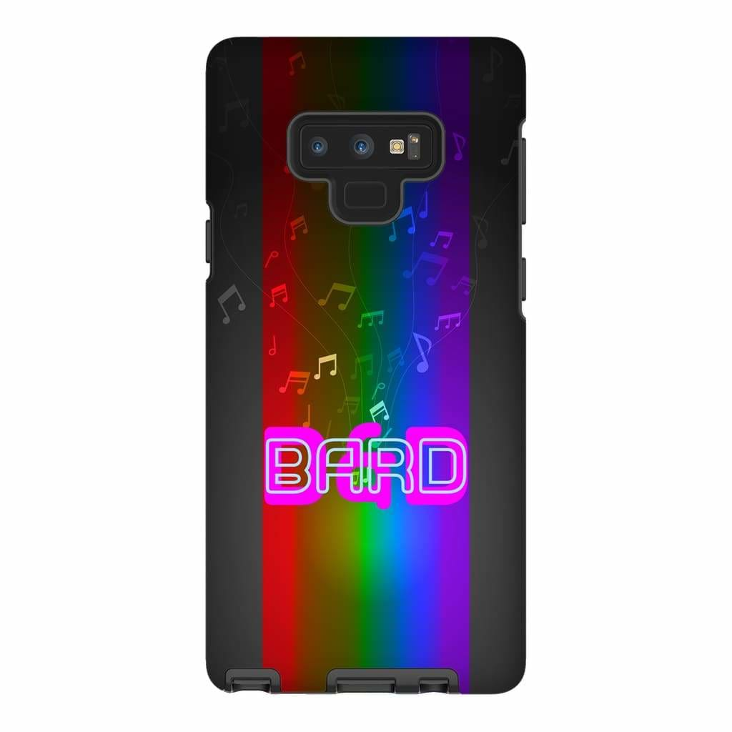 D&D Fusion Bard Phone Case - Tough - Samsung Galaxy Note 9 - SoMattyGameZ