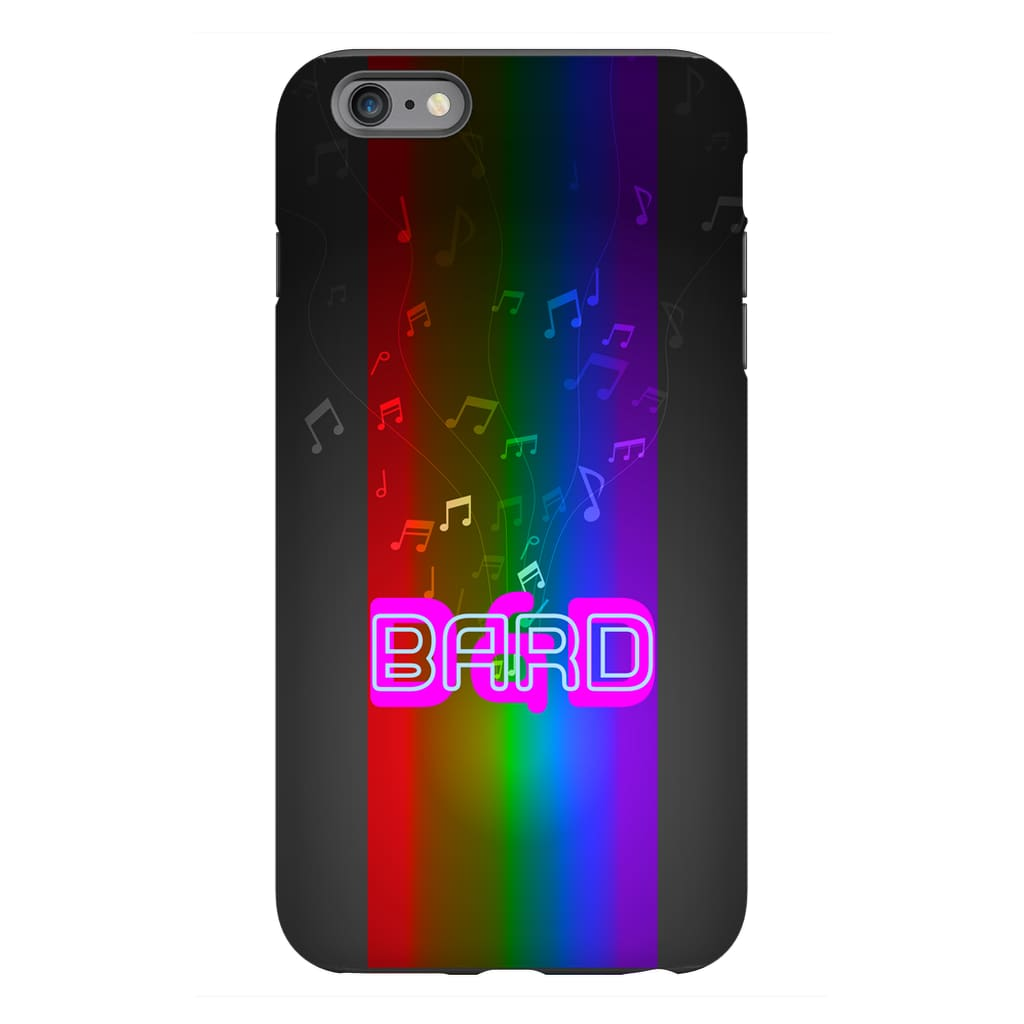 D&D Fusion Bard Phone Case - Tough - iPhone 6s Plus - SoMattyGameZ