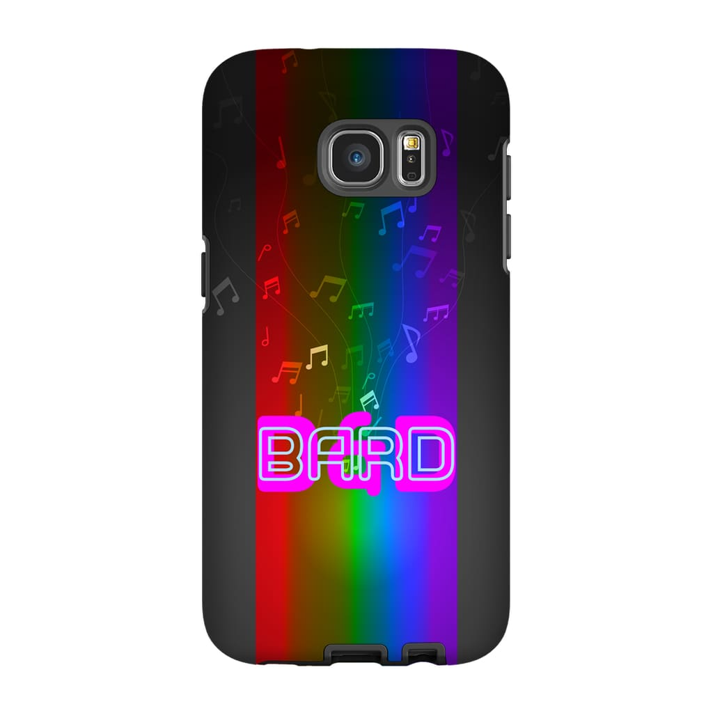 D&D Fusion Bard Phone Case - Tough - Samsung Galaxy S7 Edge - SoMattyGameZ