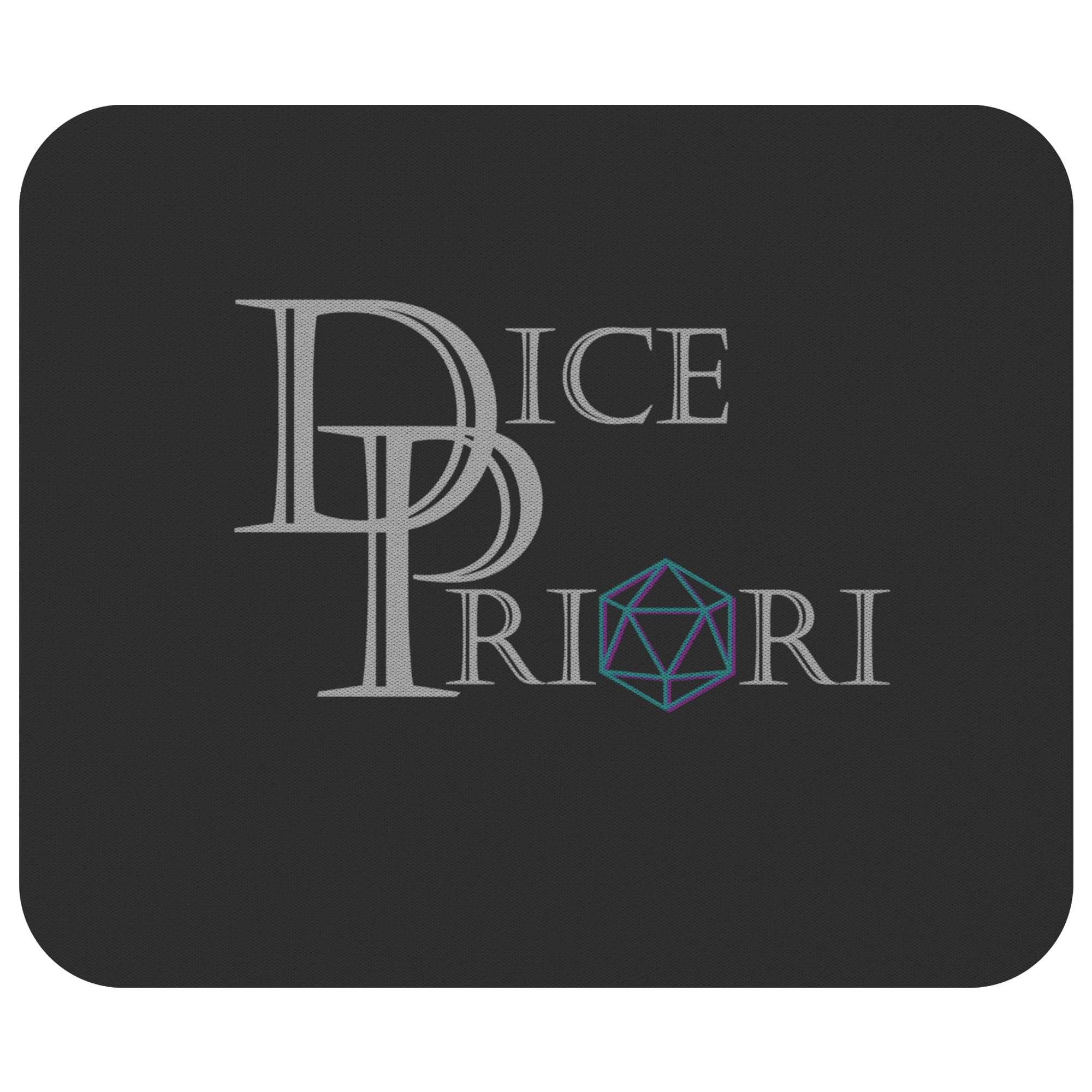 Dice Priori Mousepad (5 Styles) - DP-CTLo-Mou - Mousepads