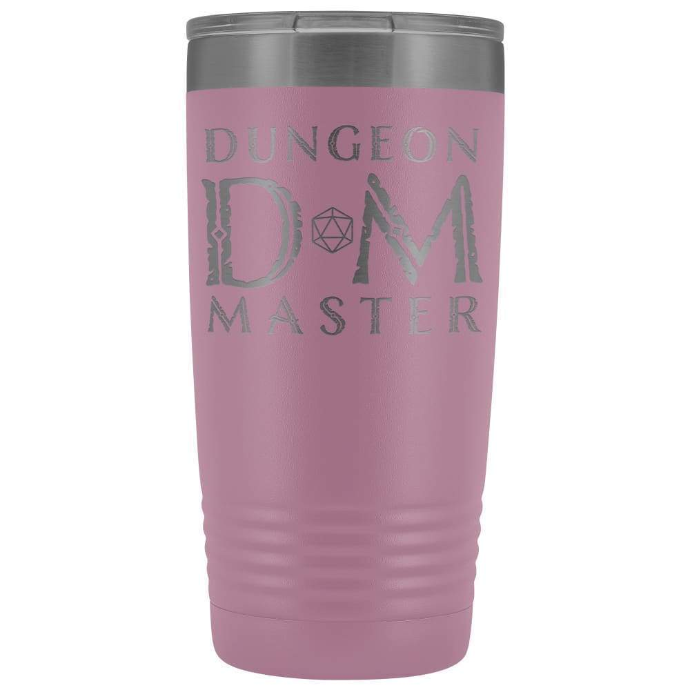 Dungeon Master DM Ancient 20oz Vacuum Tumbler - Light Purple - Tumblers
