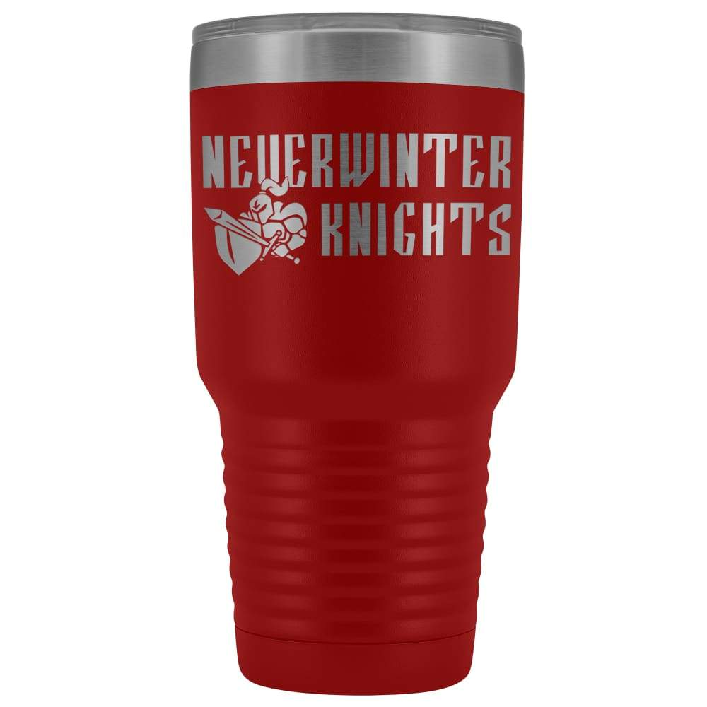 Neverwinter Knights 30oz Vacuum Tumbler - Red - Tumblers