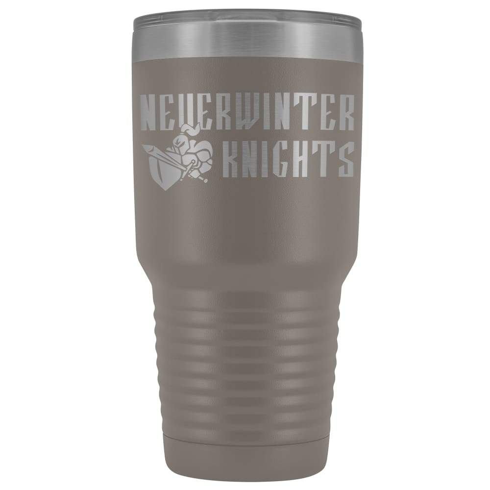 Neverwinter Knights 30oz Vacuum Tumbler - Pewter - Tumblers