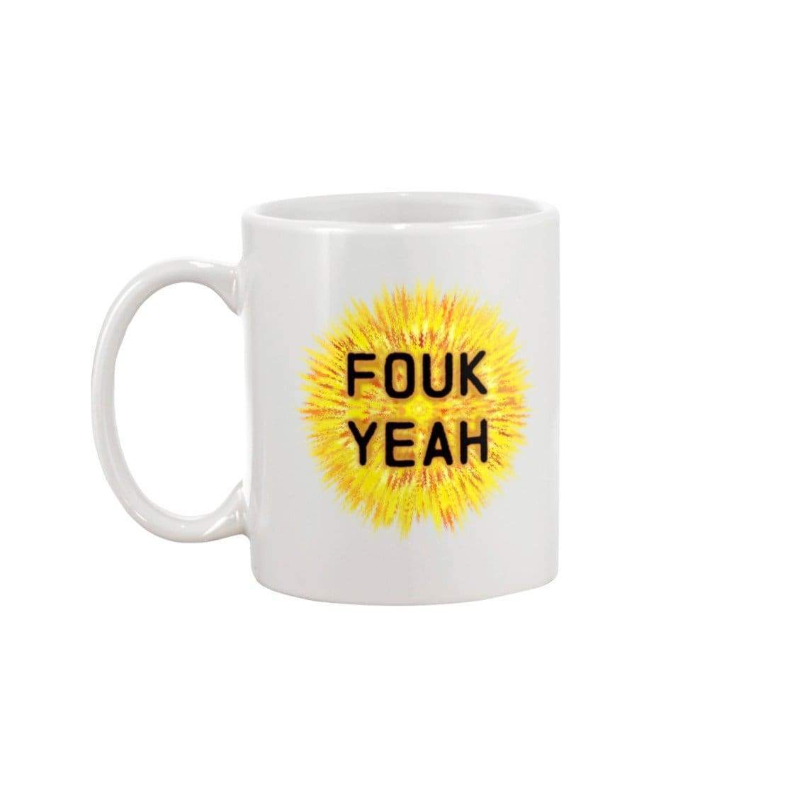 SoulBearRPG Fouk Yeah 11oz Coffee Mug - Mugs