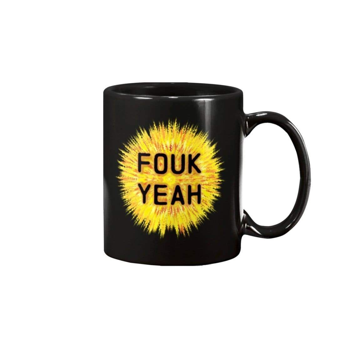 SoulBearRPG Fouk Yeah 15oz Coffee Mug - Mugs