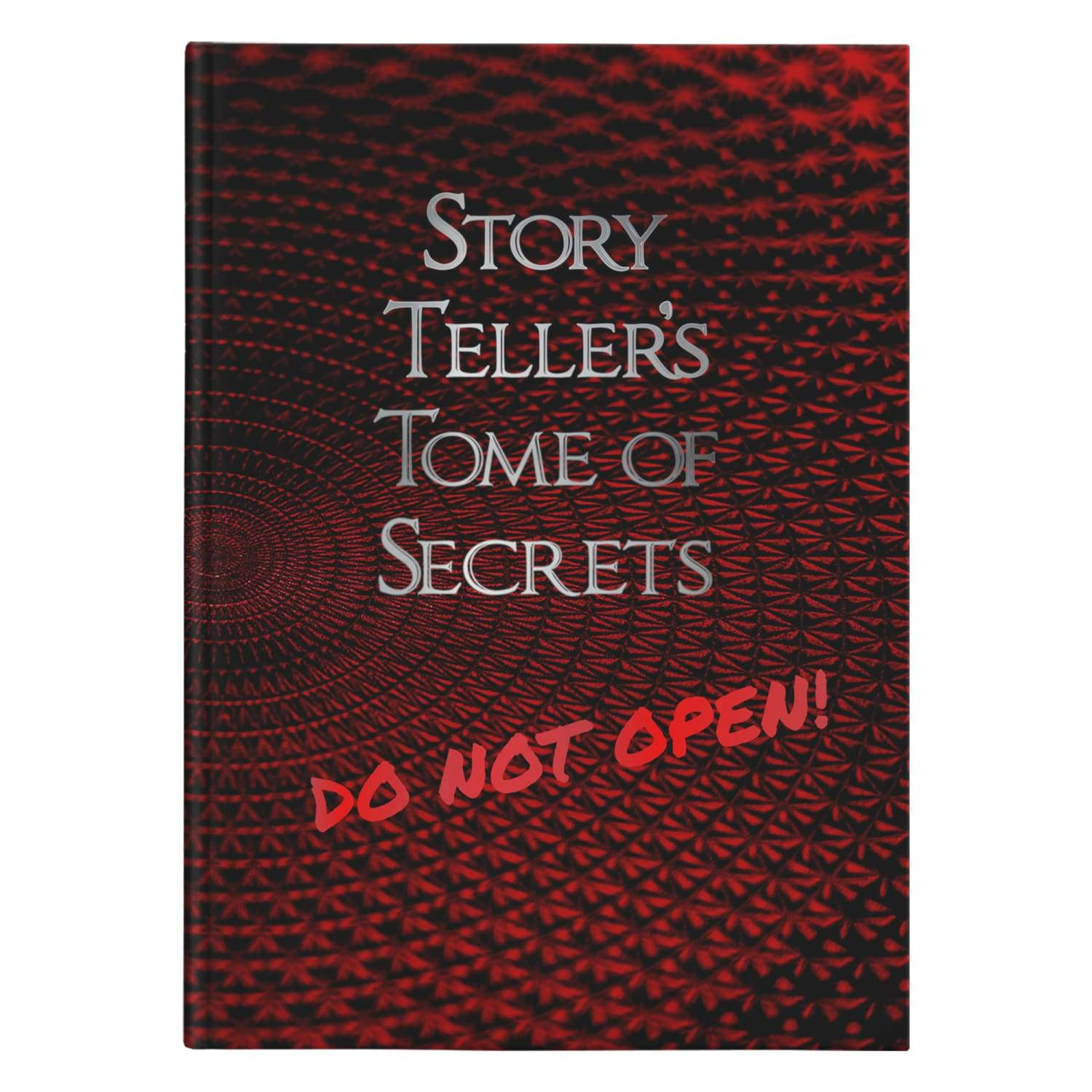 Story Teller's Tome of Secrets Hardcover Journal - Small (5.75 x 8) - Journals