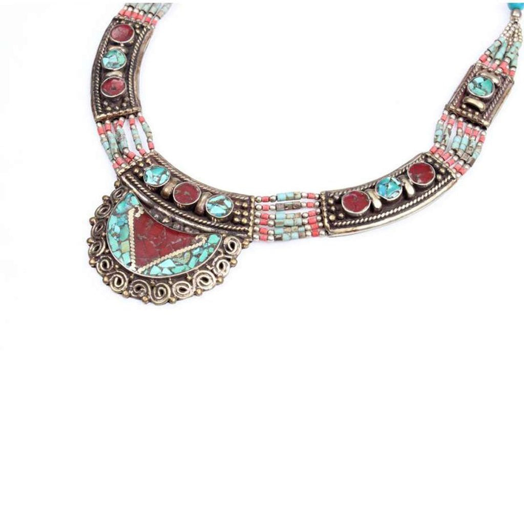 Tribal Hmong Necklace