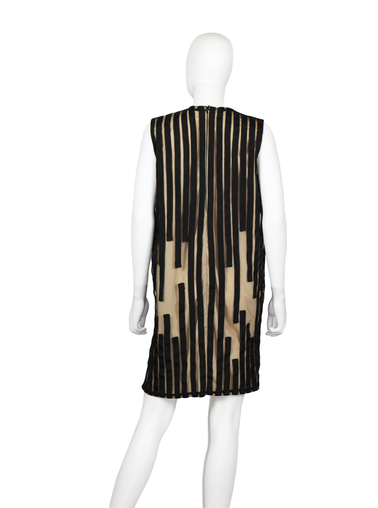 Signature Graphic Shift Dress