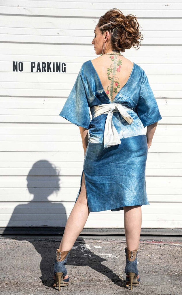 Kimono Nights Dress