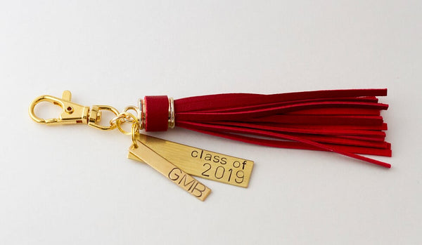 Tassel Key Chain - Class Of