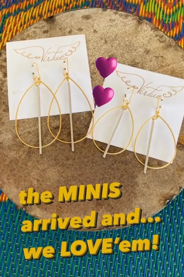 Mini Hoop Spikes