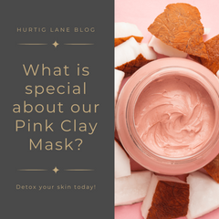 What is special about our Pink Clay Mask?