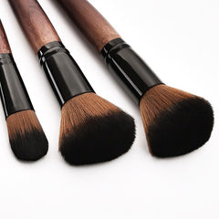 sustainable vegan makeup brushes
