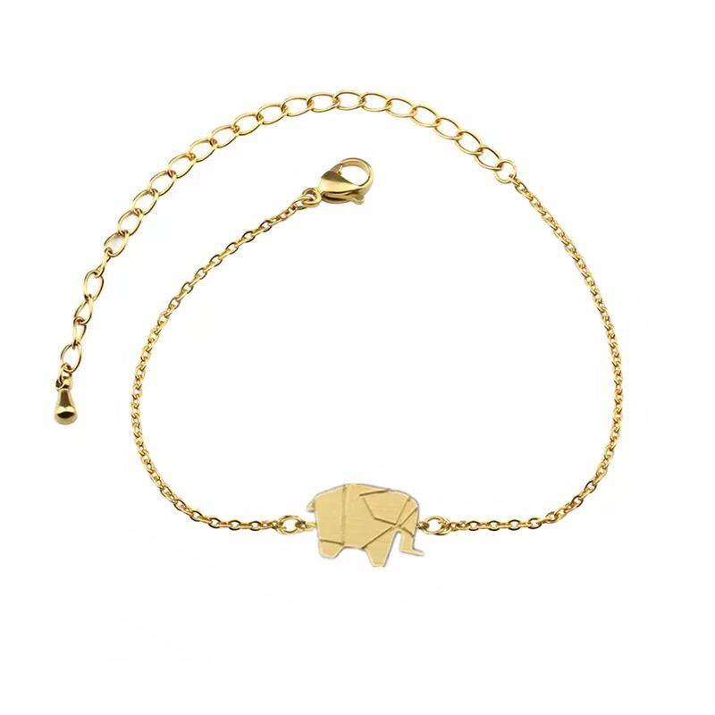 Elephant Gold - hurtig-lane-vegan-watches