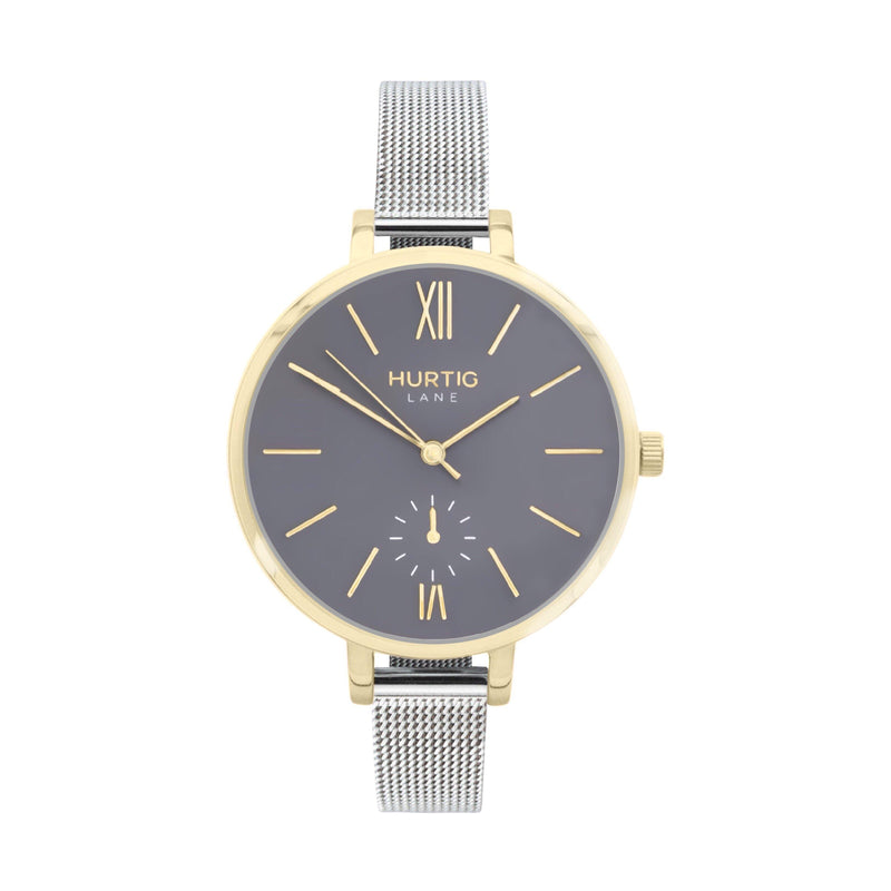 ethical stainless steel watch
