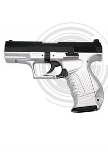Pistola Airsoft Muelle (Bolas PVC 6mm) 9728 BC