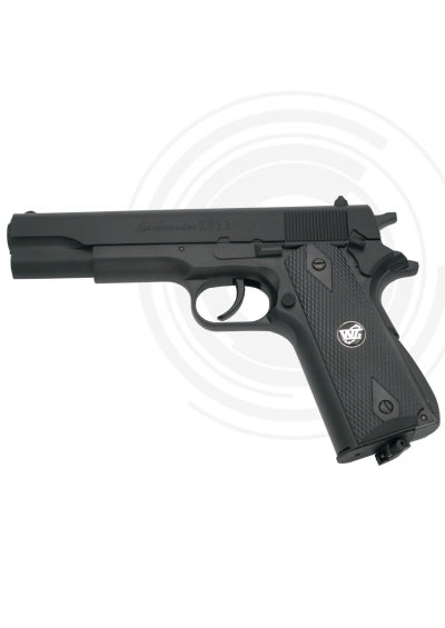Pistola CO2 (Cal. 4.5 mm) 125N