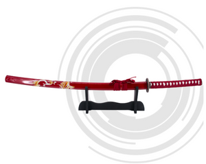 Katana Ornamental Roja