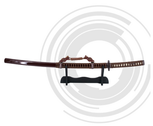 Katana Ornamental Burdeos