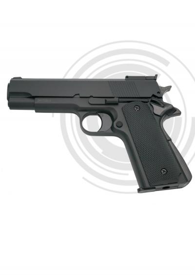 Pistola Airsoft Gas (Bolas PVC 6mm) G123 N