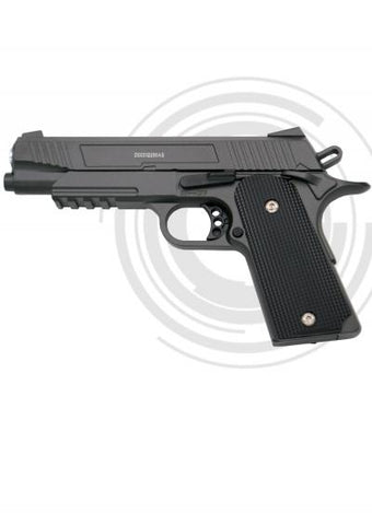 Pistola Airsoft Muelle (Bolas PVC 6mm) G38N