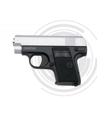 Pistola Airsoft Muelle (Bolas PVC 6mm) G9BC