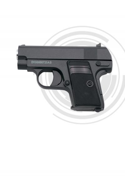 Pistola Airsoft Muelle (Bolas PVC 6mm) G9N