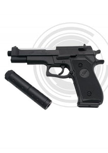 Pistola Airsoft Muelle (Bolas PVC 6mm) M22 N