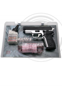 Pistola Airsoft Muelle (Bolas PVC 6mm) SET109BC