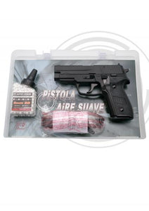 Pistola Airsoft Muelle (Bolas PVC 6mm) SET 109N
